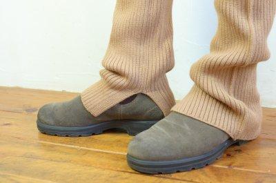 画像3: 【MORE SALE】UNUSED (アンユーズド) 7G knit pants [camel]