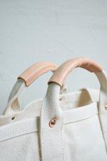 画像6: Hender Scheme (エンダースキーマ)  campus bag small  [natural] (6)