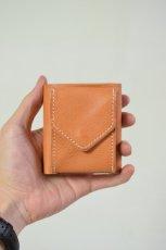画像6: Hender Scheme (エンダースキーマ)  trifold wallet  [3-colors] (6)