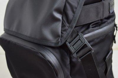 画像2: bagjack (バッグジャック) NXL rucksack OC - PUC×NIPO - [black]