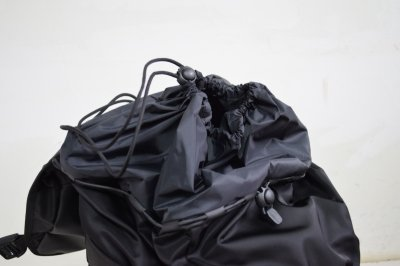 画像1: bagjack (バッグジャック) NXL rucksack OC - PUC×NIPO - [black]