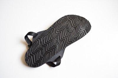 画像1: Hender Scheme (エンダースキーマ) device strap [black/black]