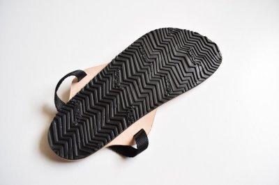 画像1: Hender Scheme (エンダースキーマ) device strap [black/natural]