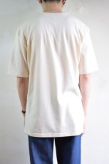 画像4: 【MORE SALE】E.TAUTZ / PRINTED T-SHIRT [3-colors] (4)