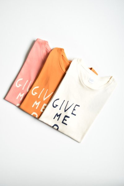 画像1: 【SALE】E.TAUTZ / PRINTED T-SHIRT [3-colors]