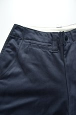 画像6: E.TAUTZ / CORE FIELD TROUSERS [NAVY] (6)