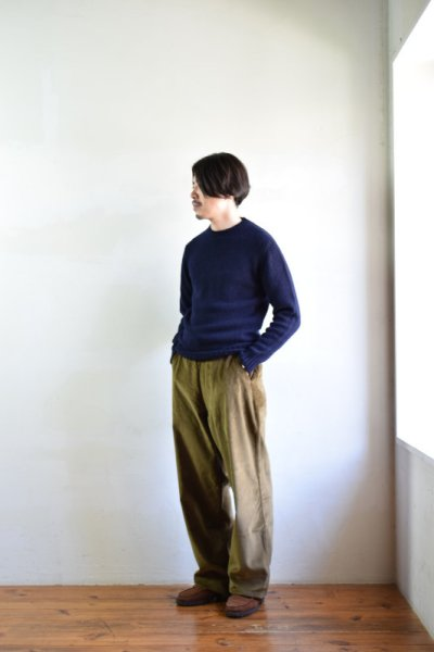 画像2: E.TAUTZ / CORE SHETLAND JUMPER [2-colors]