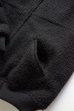 画像8: 【MORE SALE】m's braque (エムズ ブラック) REVERSIBLE MA-1 [BLACK casentino/orange キルト] (8)