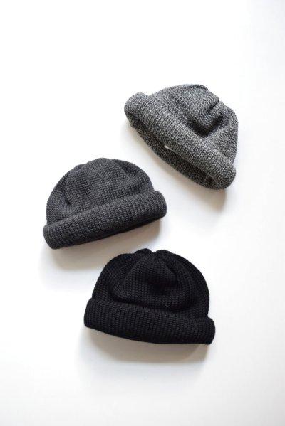 画像3: COMESANDGOES (カムズアンドゴーズ) roll knit no.15548 [3-colors]