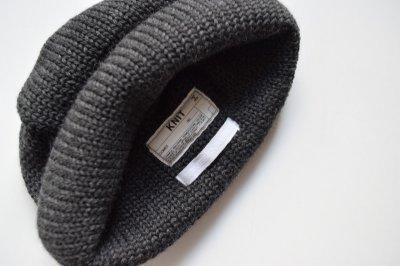 画像2: COMESANDGOES (カムズアンドゴーズ) roll knit no.15548 [3-colors]