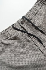 画像6: 【MORE SALE】UNIVERSAL PRODUCTS (ユニバーサルプロダクツ) WATER PROOF WOOL EASY SLACKS [CHECK] (6)