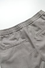 画像7: 【MORE SALE】UNIVERSAL PRODUCTS (ユニバーサルプロダクツ) WATER PROOF WOOL EASY SLACKS [CHECK] (7)