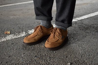 画像3: 【SALE】Paraboot for ARPENTEUR / COMBRIOLE [TABACCO SOFT SUEDE]