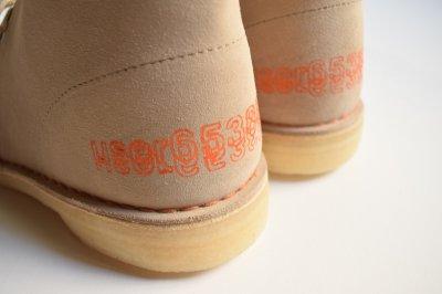 画像2: UNUSED (アンユーズド) × Clarks Desert Boot / UH0504 [sand]