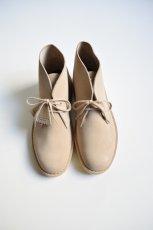 画像2: UNUSED (アンユーズド) × Clarks Desert Boot / UH0504 [sand]  (2)