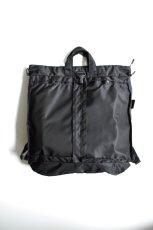 画像2: bagjack (バッグジャック) 3way helmet bag - NIPO - [black] (2)