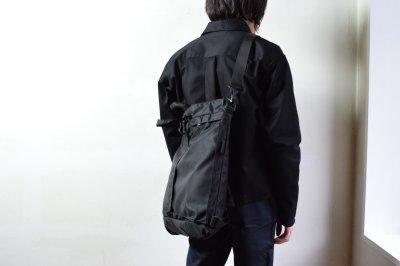 画像1: bagjack (バッグジャック) 3way helmet bag - NIPO - [black]