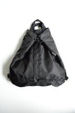 画像4: bagjack (バッグジャック) 3way helmet bag - NIPO - [black] (4)