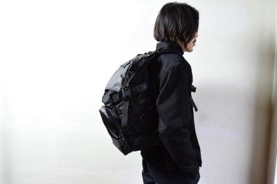 画像3: bagjack (バッグジャック) NXL rucksack OC - PUC×NIPO - [black]