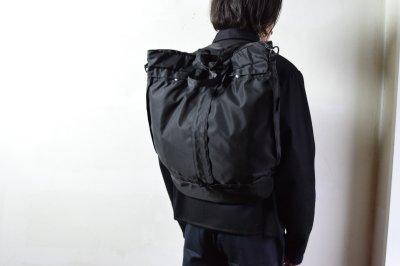 画像2: bagjack (バッグジャック) 3way helmet bag - NIPO - [black]