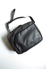 画像1: bagjack (バッグジャック) 3way traveller S OC - PUC×cordura nylon - [grid gray] (1)