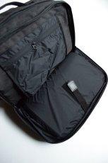 画像6: bagjack (バッグジャック) 3way traveller S OC - PUC×cordura nylon - [grid gray] (6)