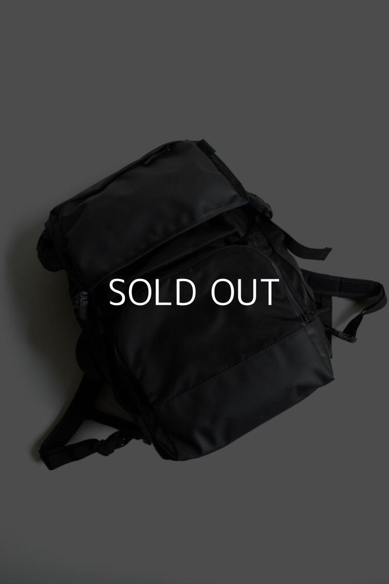 画像1: bagjack (バッグジャック) NXL rucksack OC - PUC×NIPO - [black] (1)