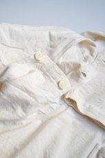 画像8: 【MORE SALE】STORY mfg / Forager Jacket [Sunbleached Ecru] (8)