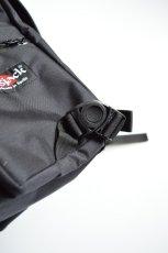 画像6: bagjack (バッグジャック) daypack M - cordura nylon - [black] (6)