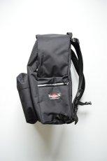 画像3: bagjack (バッグジャック) daypack M - cordura nylon - [black] (3)