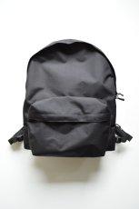 画像2: bagjack (バッグジャック) daypack M - cordura nylon - [black] (2)