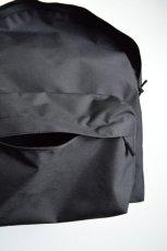 画像8: bagjack (バッグジャック) daypack M - cordura nylon - [black] (8)