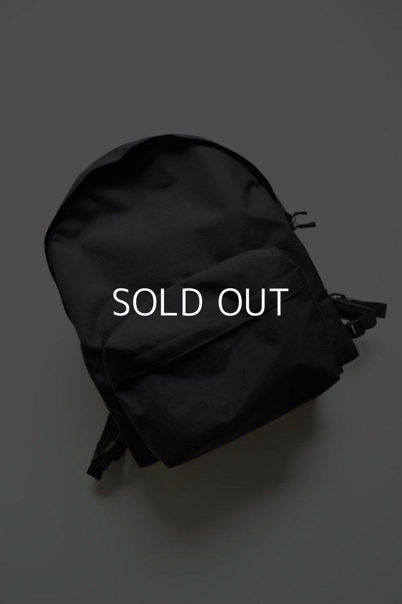 画像1: bagjack (バッグジャック) daypack M - cordura nylon - [black] (1)