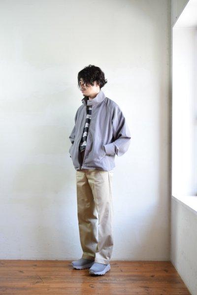 画像1: 【MORE SALE】UNUSED (アンユーズド) belted pants / UW0840 [beige]