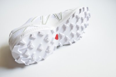 画像1: SALOMON ADVANCED (サロモン アドヴァンスド) SPEEDCROSS 3 ADV [WHITE/WHITE/MINERAL GRAY]