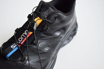 画像2: Salomon Sportstyle  XT-6  [BLACK/BLACK/PHANTOM]