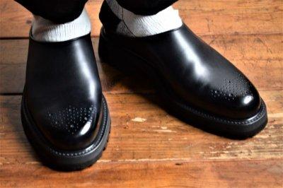 画像2: hender scheme (エンダースキーマ) commando mule [black]