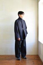 身長173cm、体重62kgの体型でサイズ2の着用例