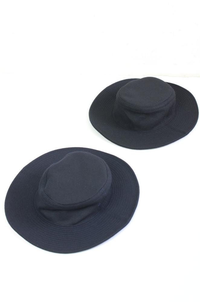 画像1: COMESANDGOES (カムズアンドゴーズ) MELTON-JEWISH HAT  [2-colors] (1)