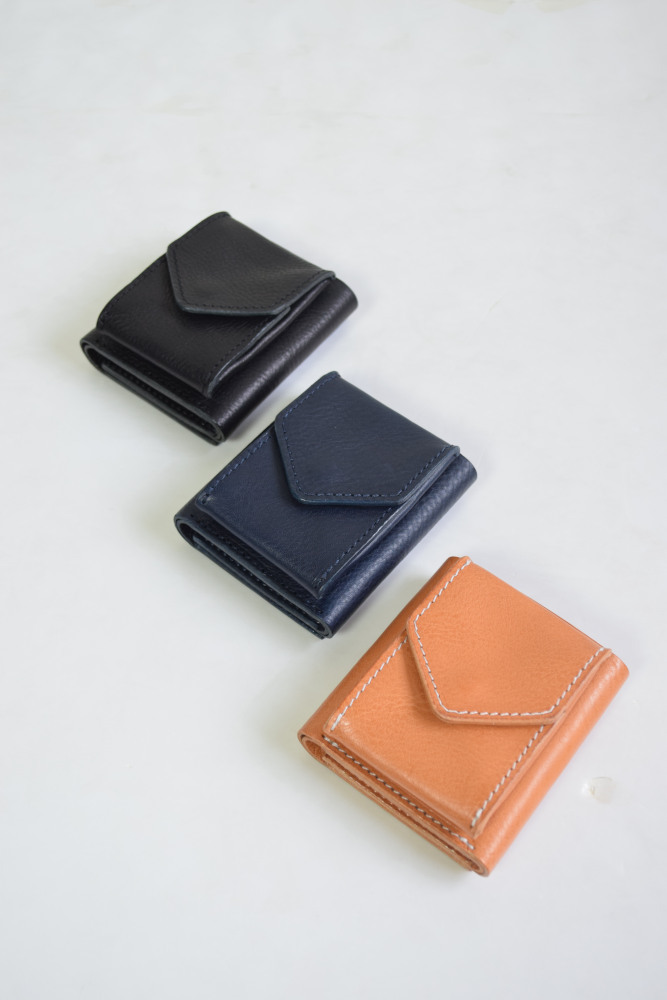 hender scheme エンダースキーマ trifold wallet 3 colors