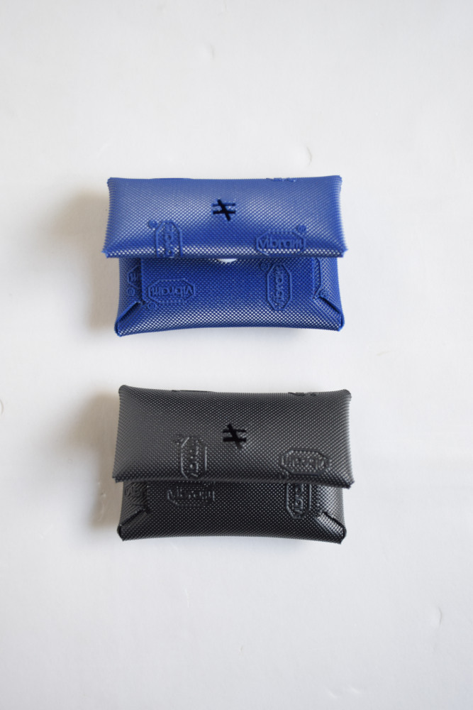 画像1: 【MORE SALE】kiruna (キルナ) vibram COIN CASE [2-colors] (1)