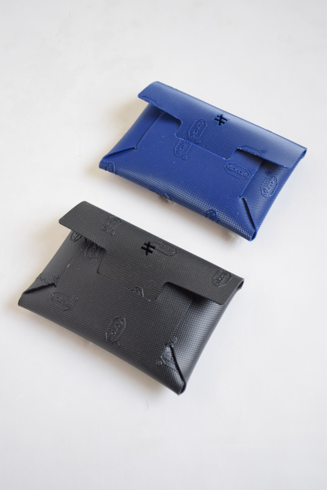 画像1: 【MORE SALE】kiruna (キルナ) vibram CARD CASE [2-colors] (1)