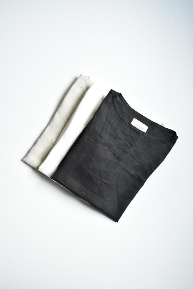 画像1: AUGUSTE-PRESENTATION(オーギュストプレゼンテーション) Pajama Look  PULL OVER L/S [3-colors]  (1)