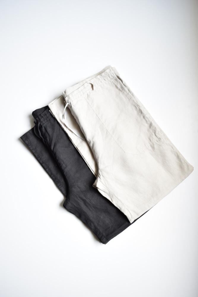 画像1: AUGUSTE-PRESENTATION(オーギュストプレゼンテーション) Pajama Look  EASY WIDE PANTS [2-colors]  (1)