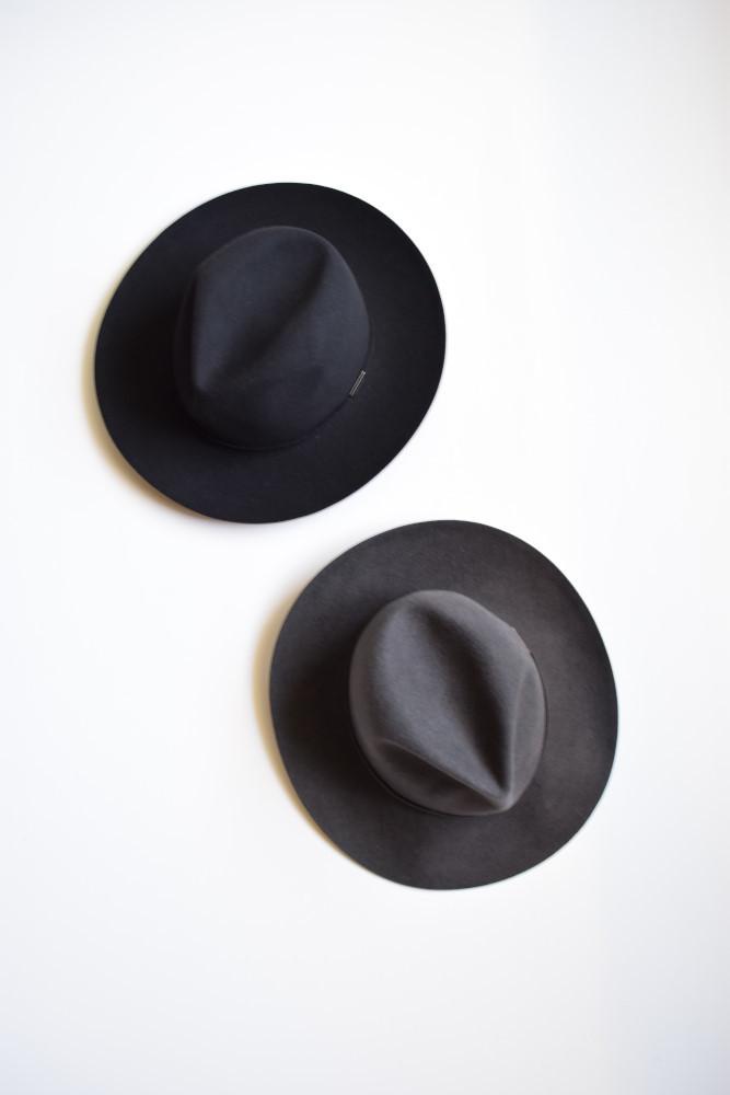 画像1: COMESANDGOES (カムズアンドゴーズ) TRAVELLER HAT 18AW [2-colors] (1)