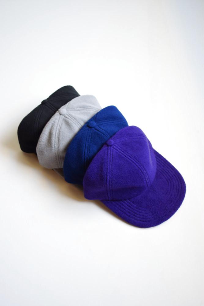 画像1: 【MORE SALE】UNUSED (アンユーズド) fleece cap [4-colors] (1)