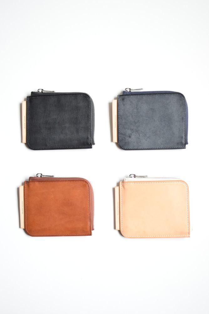 画像1: Hender Scheme (エンダースキーマ) L purse [4-colors] (1)