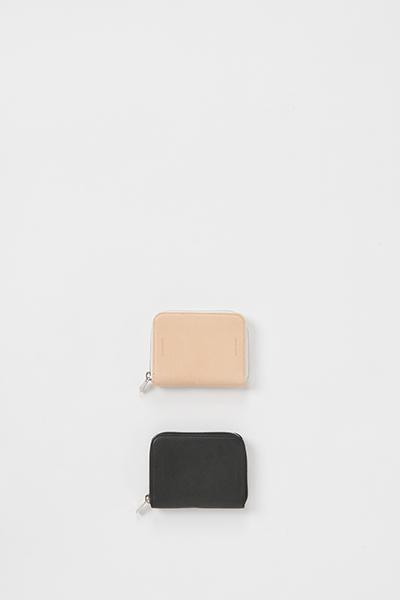 画像1: Hender Scheme (エンダースキーマ) square zip purse [2-colors] (1)