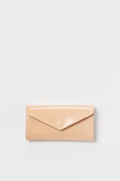 画像1: Hender Scheme (エンダースキーマ) long wallet [patent natural] (1)