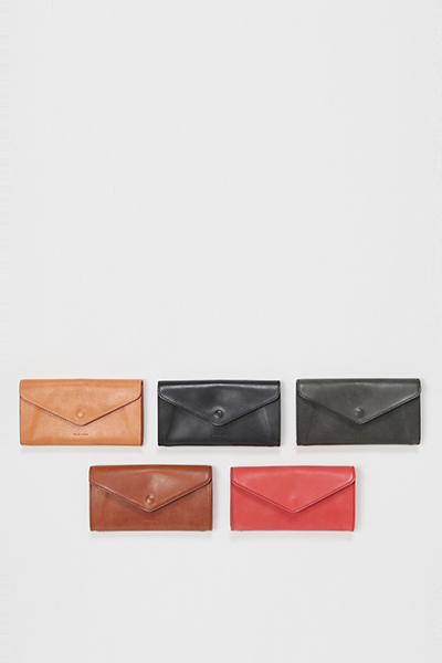 画像1: Hender Scheme (エンダースキーマ)  long wallet [3-colors] (1)